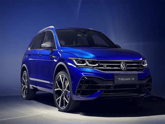 New Volkswagen Tiguan R