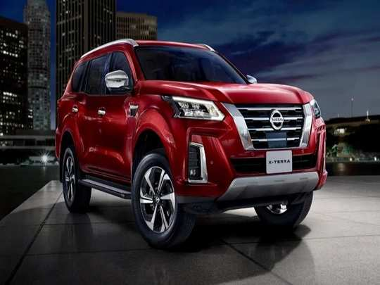 Nissan New X-Terra SUV Launch Price Features