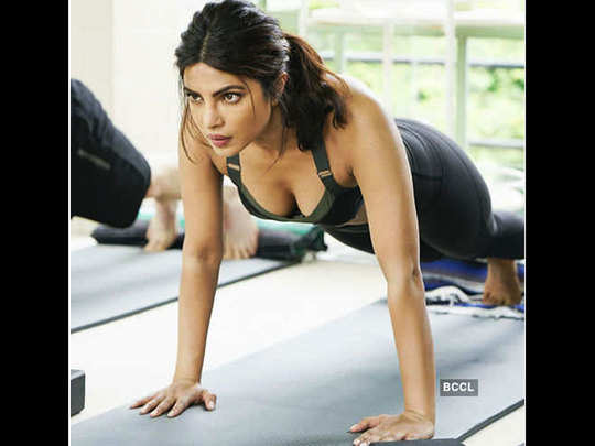 priyanka chopra fitness secrets diet and exercise routine