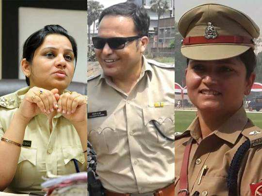 know these five best officers who made special image in public