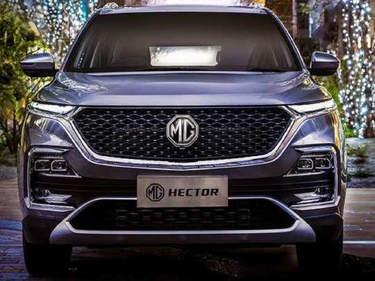 MG Hector Facelift Launch Date Price Features
