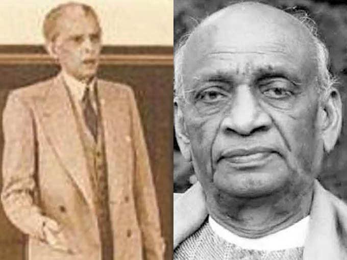 Sardar Patel turned water on Jinnah's plan