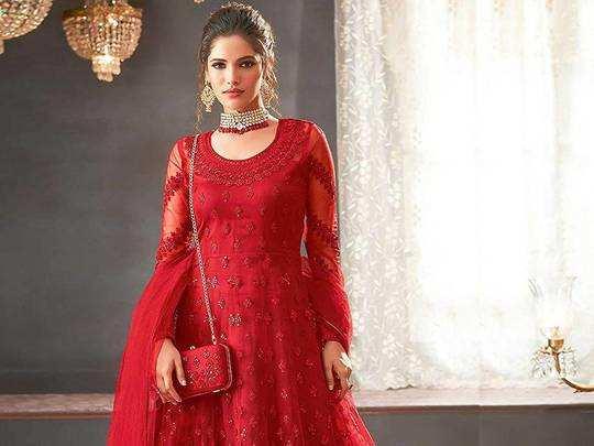 Amazon पर मिल रहा Wedding Dress का खूबसूरत कलेक्शन, डिस्काउंट ऑफर के साथ आज ही करें ऑर्डर
