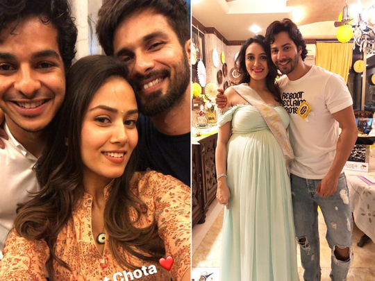 ishaan khatter and mira rajput kapoor to varun dhawan and jaanvi desai devar-bhabhi jodis of bollywood
