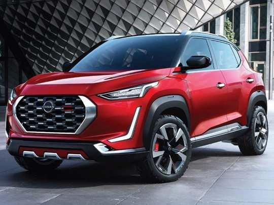 Nissan Magnite launch Price Features India