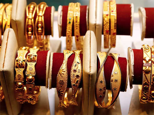 gold and silver rate 1 december, delivery gold rises by 700 rupees