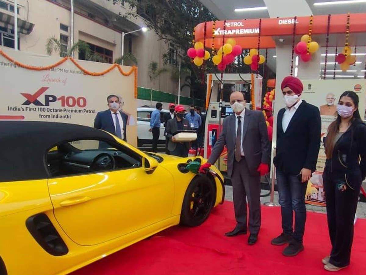 100 Octane petrol launched india for high end vehicles : इंडियन ऑयल ने  लॉन्च किया 100 Octane पेट्रोल, प्रीमियम कार और बाइक में होगा इस्तेमाल