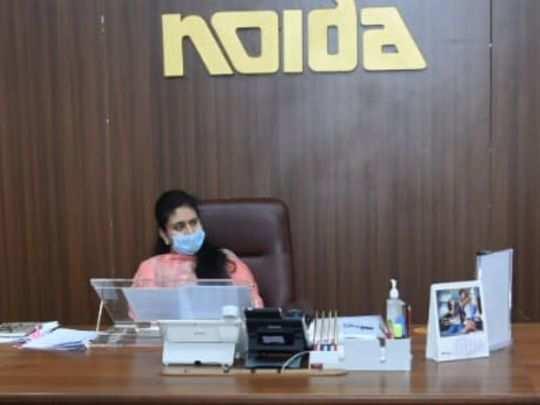 Noida Authority CEO Ritu Maheshwari