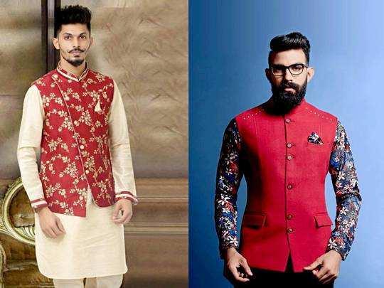 इस Nehru Jacket को पहनकर मिलेगा आपको कम्पलीट पार्टी और वेडिंग लुक