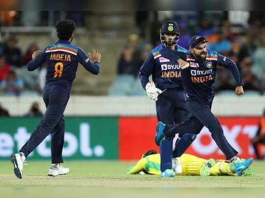 भारत विजयी (सौजन्य-ट्विटर)