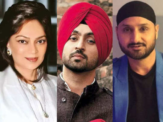 punjab celebrities comes in support of farmers protest in delhi