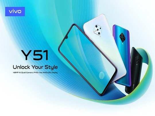 Vivo Y51 2020 India Launch Price Specs