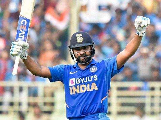 rohit sharma record: रोहित शर्मा की दमदार फॉर्म लगातार 8वें साल जारी, 2020  में भारत के लिए सर्वोच्च स्कोर बनाने वाले बल्लेबाज - rohit sharma scored  highest odi score for ...