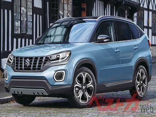 Next Generation Suzuki Vitara 2021 Launch Price