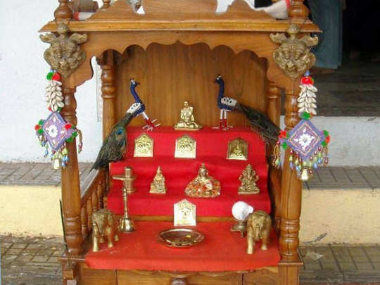 know about where should we place temple in home and rules significance of devghar