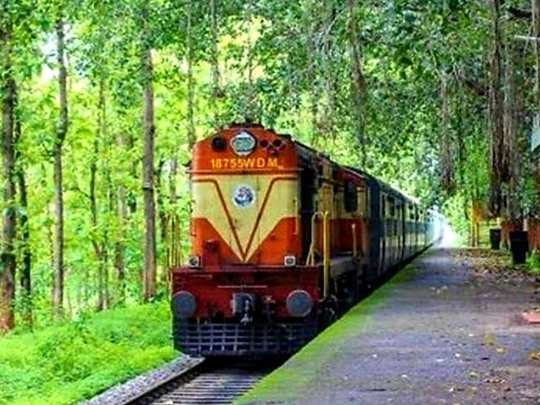 Nilambur Kochuveli Rajya Rani Express