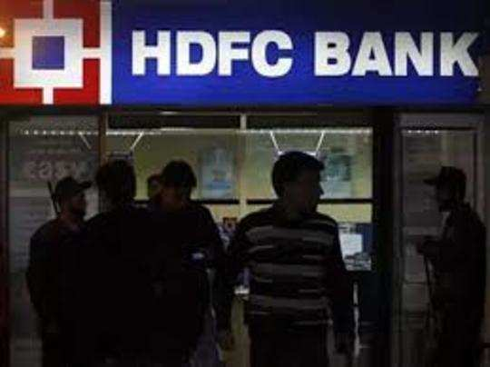 restrictions on hdfc bank after outage: what rbis order means, and likely impact on customers
