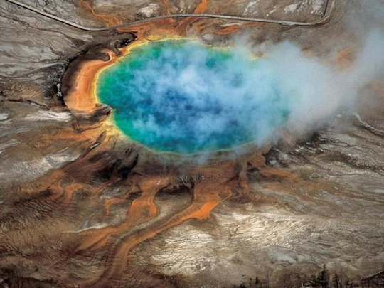 if yellowstone supervolcano in wyoming erupts it could kill 90,000 people immediately