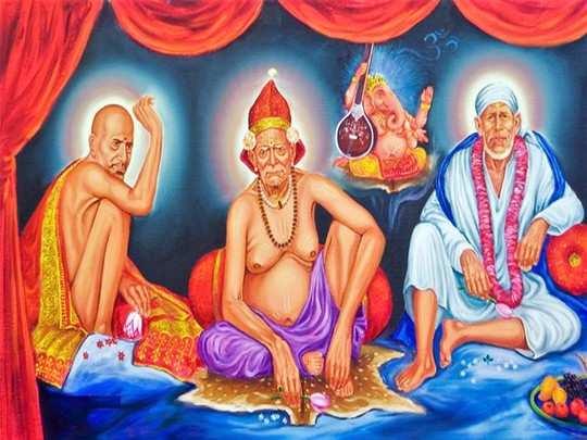 Divine Disciple of Swami Samarth