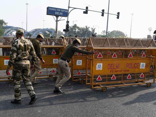 Delhi-Border-News