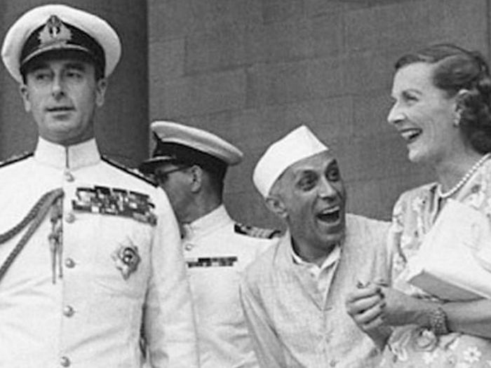 uk lord mountbatten admitted he and his wife edwina spent their lives in other people beds