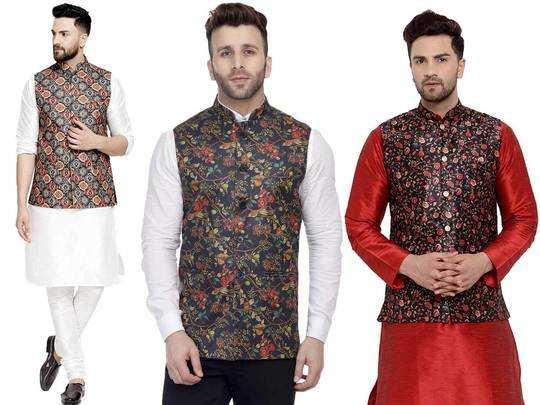 Kurta Pajama Set : वेस्टर्न हो या इंडियन इसमें मिलेगा कंप्लीट वेडिंग लुक, आज ही करें ऑर्डर