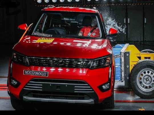 Mahindra cars Global NCAP Crash Test Safety Ratings