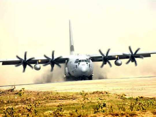 indian air force c-130j super hercules will be upgrade soon, us approves 90 million dollar sale of spares, support