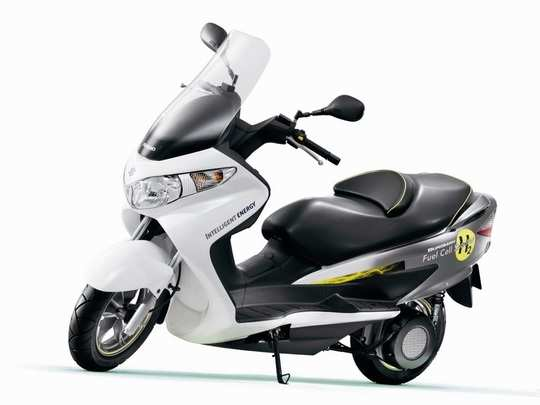 Suzuki Burgman Electric Scooter India Launch