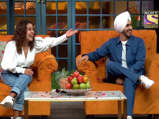 neha rohanpreet the kapil sharma show