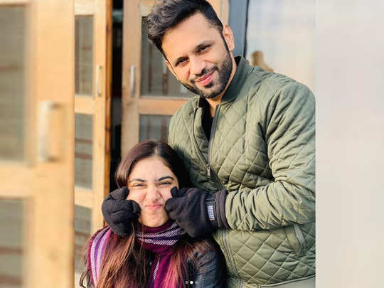rahul vaidya mom excited for his wedding with girlfriend disha parmar after eviction from bigg boss 14 planning for wedlock
