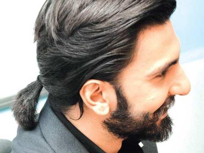 Long  Flowy Hair