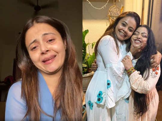 Devoleena Bhattacharjee accuses late actress Divya Bhatnagar's husband of  domestic, sexual abuse : रोती-बिलखती देवोलीना ने खोला दिव्या भटनागर के पति  का कच्चा चिट्ठा, लगाया शारीरिक ...