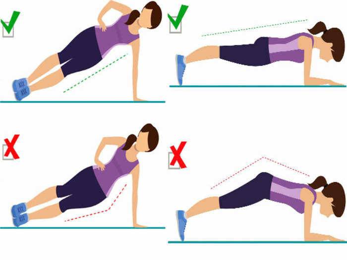सुदृढ व सडपातळ शरीरासाठी घरबसल्या करा हे साधेसोपे व्यायाम!