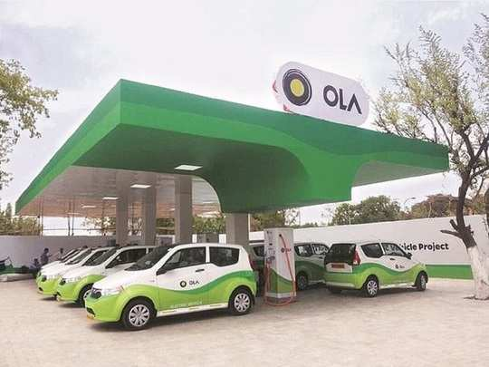 Ola Electric Four Wheelers In india Soon