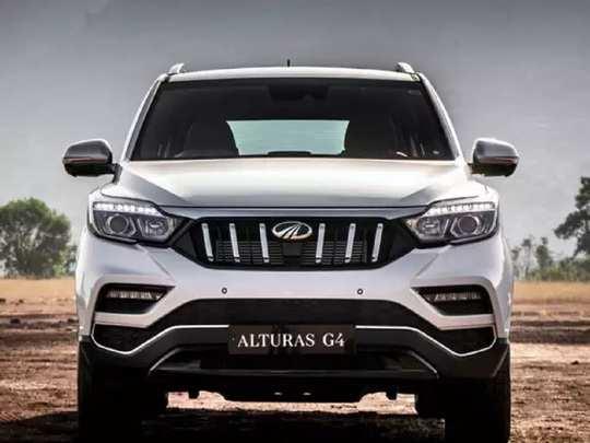 SUV Mahindra Alturas G4 To Be Discontinued 1