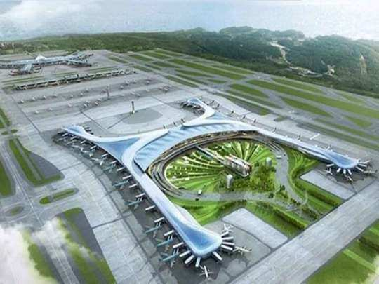 jewar airport: due to this feature, this will be countrys unique airport