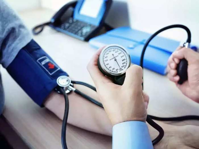 symptoms of high blood pressure in marathi