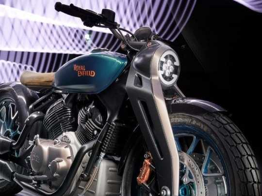 Royal Enfield Electric Bikes Meteor 350