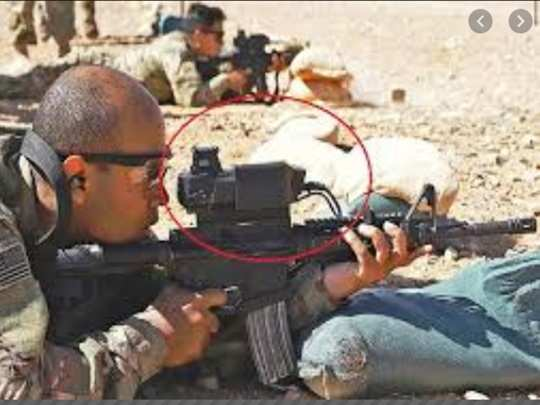 indian navy will buy smash 2000 plus anti drone sights remote controlled gun to destroy drone