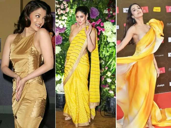 aishwarya rai bachchan kareena kapoor khan worst dressed bollywood celebrities photos in marathi