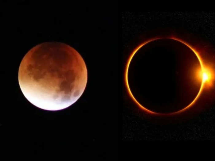 Solar And Lunar Eclipse In 2021