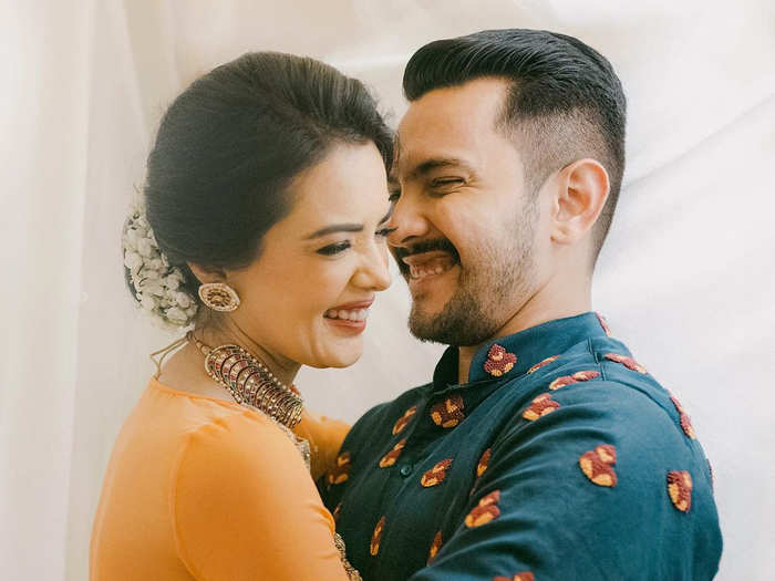 aditya narayan says wife shweta agarwal is very lazy and can spend entire day doing nothing