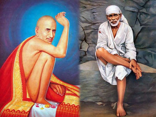 Gajanan Maharaj And Sai Baba