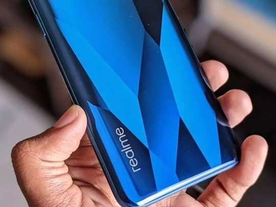 Realme New 5G Phone with fast charging Support