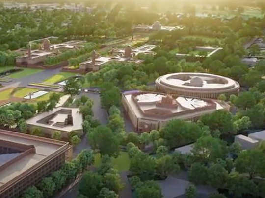 Khaskhabar/दिल्ली के लुटियंस जोन में सेंट्रल विस्टा पुनर्विकास प्रोजेक्ट में सांसदों के कार्यालय (सांसद चैंबर) बनाने के लिए श्रम शक्ति भवन और परिवहन भवन को गिराया जाएगा। महत्वाकांक्षी प्रोजेक्ट का मास्टर प्लान तैयार करने वाले एचसीपी डिजाइन, प्लानिंग एंड मैनेजमेंट प्रा. लि. के एक अधिकारी ने यह जानकारी दी है।