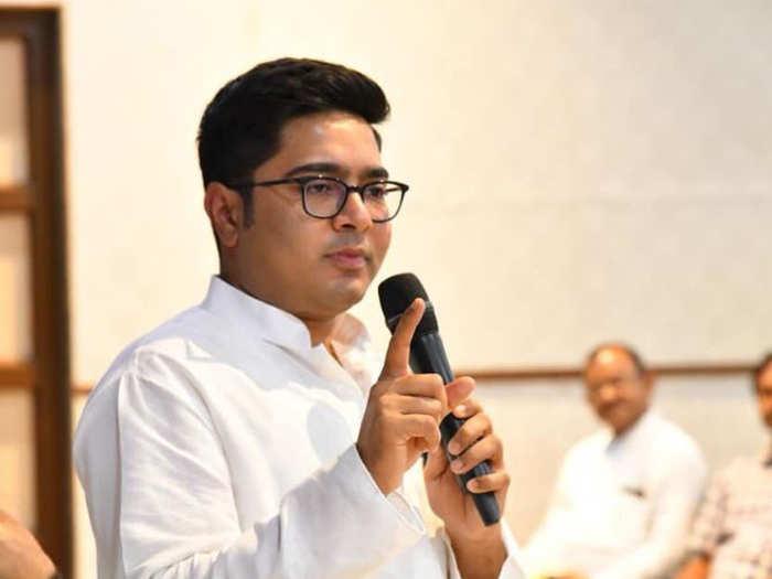 Abhishek Banerjee TMC