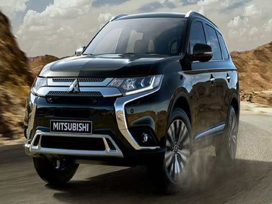SUV Mitsubishi Outlander Launch Features 2
