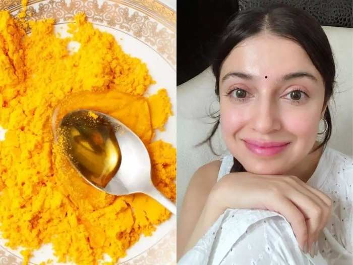 natural face pack for healthy and glowing skin in winter in marathi