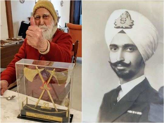 who is col prithipal singh gill only officer to serve in indian army, indian air force and indian navy